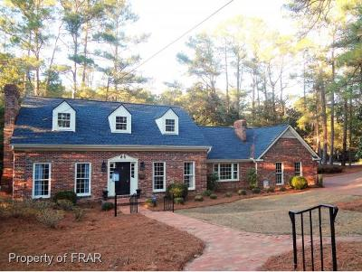 Fayetteville Single Family Home For Sale: 354 Valley Rd. #1