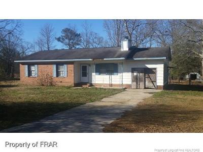 Sanford Single Family Home For Sale: 923 Hwy 87 N