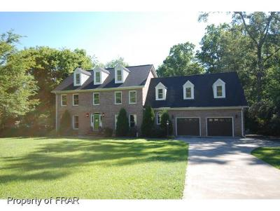 Lillington Single Family Home For Sale: 1904 Keith Hills Rd