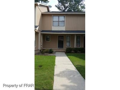Fayetteville NC Single Family Home For Sale: $58,000