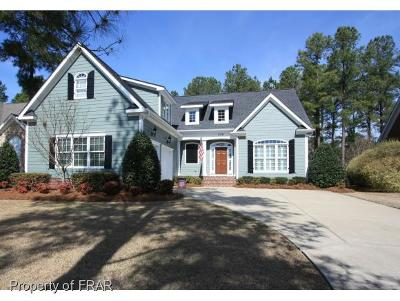 Spring Lake Single Family Home For Sale: 375 Whispering Pines