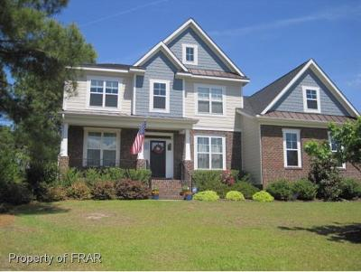 Fayetteville Single Family Home For Sale: 3116 Hampton Ridge Rd