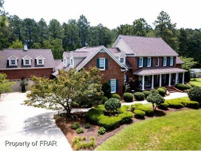 Fayetteville Single Family Home For Sale: 6423 Barbour Lake Rd #10