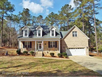Carolina Lakes, Lakeside Manor At Carolina Lk Single Family Home For Sale: 15 Birdies Roost #23