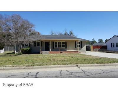 Hope Mills NC Single Family Home For Sale: $69,900