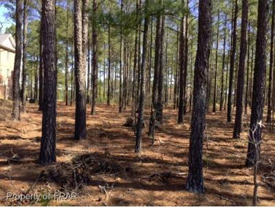 Harnett County Residential Lots & Land For Sale: 215 Whispering Pines Drive