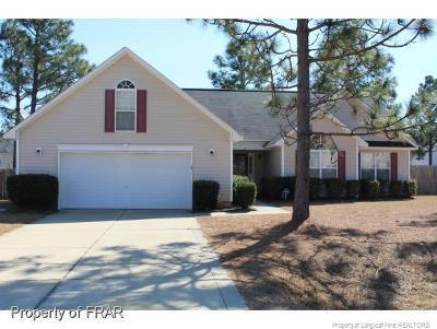 Harnett County Single Family Home For Sale: 12 English Oak Drive
