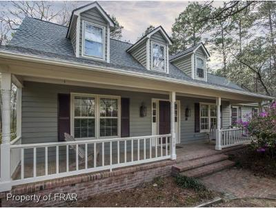 Fayetteville Single Family Home For Sale: 205 Bedell Place #29