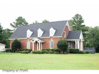 Hoke County Single Family Home For Sale: 221 Citadel Court