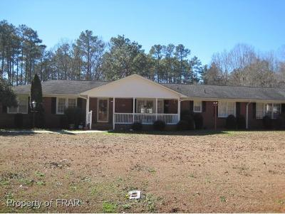 Raeford Single Family Home For Sale