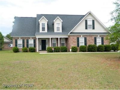 Lillington Single Family Home For Sale: 91 Sonora Drive #117