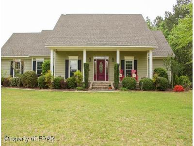 Hoke County Single Family Home For Sale: 896 Saddlebred Ln #22