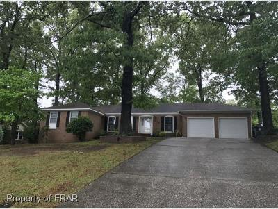 Fayetteville Single Family Home For Sale: 5630 Weatherford Rd #18