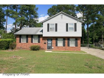 Fayetteville Single Family Home For Sale: 5060 Chesapeake Rd #6