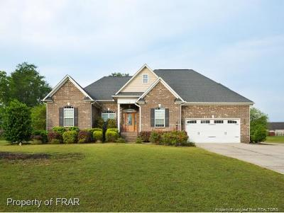 Raeford Single Family Home For Sale: 115 Hurdle Ln