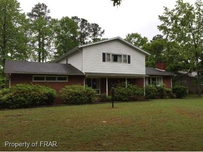 Fayetteville Single Family Home For Sale: 115 Chloe