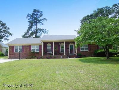 Fayetteville Single Family Home For Sale: 326 Whitney Drive
