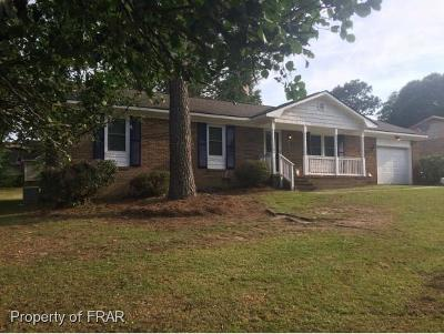Fayetteville Single Family Home For Sale: 1137 Andrews Rd #313