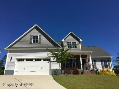 Fayetteville Single Family Home For Sale: 6310 Burnside Pl