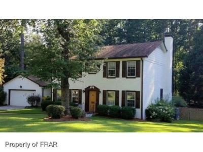 Fayetteville Single Family Home For Sale: 512 Argyll Road