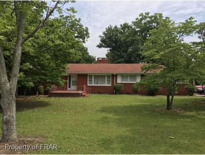 Eastover Single Family Home For Sale: 2806 Baywood Rd
