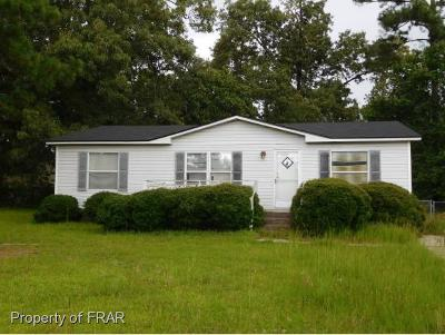 Raeford Single Family Home For Sale: 2604 O'glesby Drive
