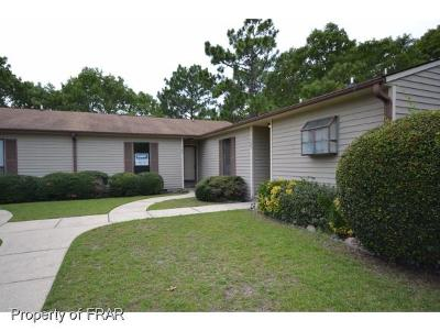 Hope Mills NC Single Family Home For Sale: $54,900