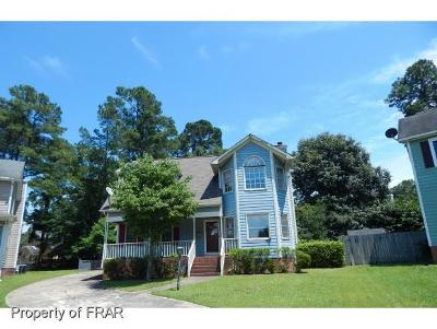 Fayetteville Single Family Home For Sale: 3504 Driftstone Cir