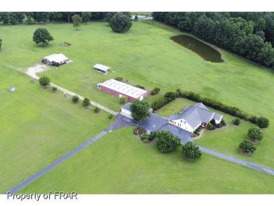 Harnett County Farm For Sale: 5631 Christian Light Rd
