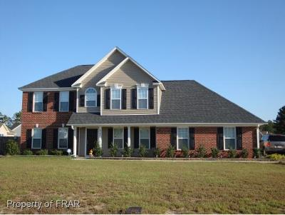Hope Mills NC Single Family Home For Sale: $192,500