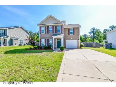 Hope Mills NC Single Family Home For Sale: $144,900