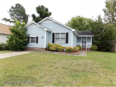 Fayetteville Single Family Home For Sale: 6228 Withers Drive