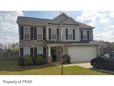 Raeford NC Single Family Home For Sale: $184,900