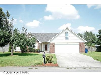 Raeford NC Single Family Home For Sale: $168,000