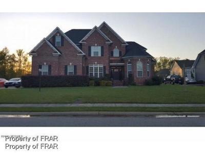 Fayetteville Single Family Home For Sale: 3809 Corapeake Dr
