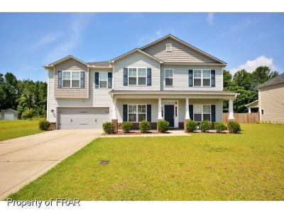 Hope Mills NC Single Family Home For Sale: $274,500