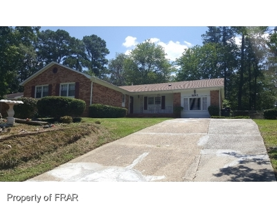 Fayetteville Single Family Home For Sale: 5247 Covenwood Dr