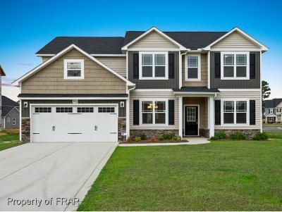 Parkton Single Family Home For Sale: 4406 Narrow Pine Ct (Lot 47) #47
