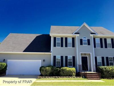 Hope Mills NC Single Family Home For Sale: $177,500