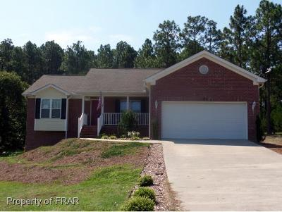 Whispering Pines Single Family Home For Sale: 170 Covenant Rd