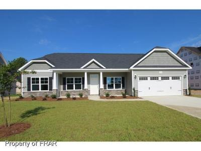 Hope Mills NC Single Family Home For Sale: $256,900