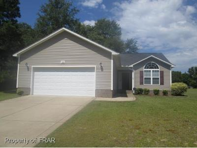 Raeford NC Single Family Home For Sale: $130,000