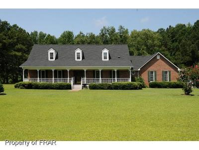Sampson County Single Family Home For Sale: 3691 Baptist Chapel Road