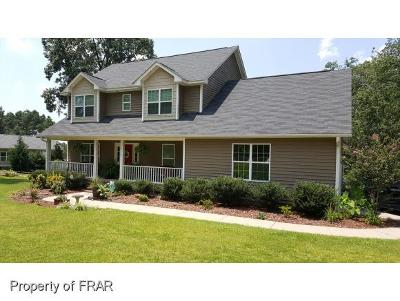Raeford NC Single Family Home For Sale: $258,800
