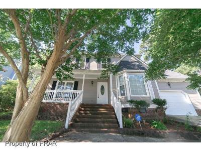 Fayetteville Single Family Home For Sale: 159 Ridgeway Dr