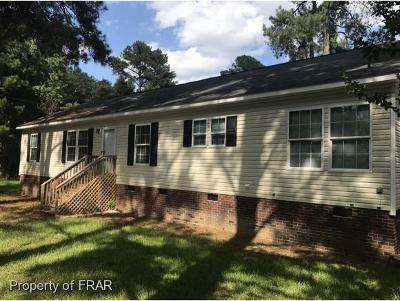 Lumber Bridge NC Single Family Home For Sale: $114,900