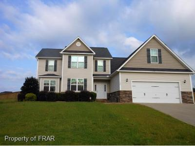 Raeford NC Single Family Home For Sale: $229,900
