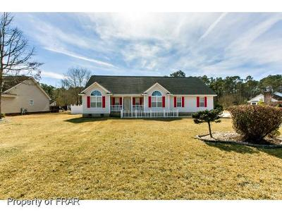 Parkton Single Family Home For Sale: 24298 Nc Hwy 71 North