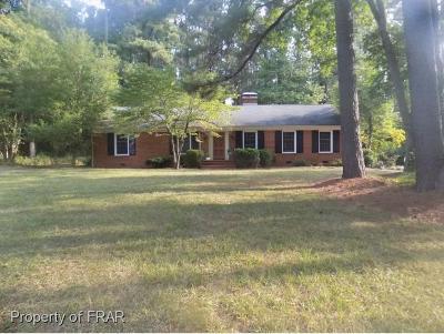 Sanford Single Family Home For Sale: 711 Stuart Drive