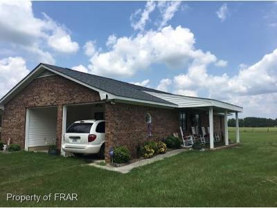 Red Springs Single Family Home For Sale